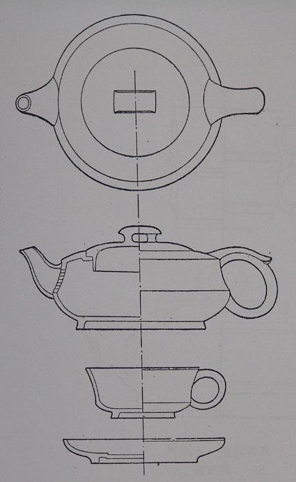 钩针小茶壶盖子钩法图解
