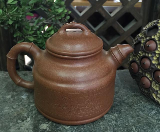 紫砂壶,应该追求纯粹天然的原料之美